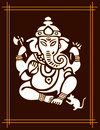 God Ganesha Stock Images