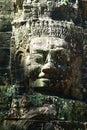 Face in Angkor Wat