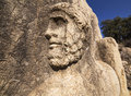 God Herakles Face