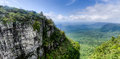God s window mpumalanga south africa panoramic vista from blyde river canyon Royalty Free Stock Photography