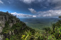 God s window mpumalanga south africa panoramic vista from blyde river canyon Royalty Free Stock Image
