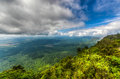 God s window mpumalanga south africa panoramic vista from blyde river canyon Royalty Free Stock Photos