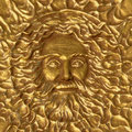 God sun Royalty Free Stock Photo