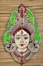 Goddess Durga Royalty Free Stock Photo