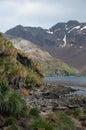 Godthul Coastlines Royalty Free Stock Photo