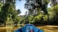 Going downstream Stock Photo