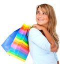 Going shoping Royalty Free Stock Photo