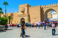 Going to sfax medina tunisia september the old surrounded by high ramparts with many towers and gates on september in Royalty Free Stock Photo