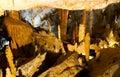 Gokgol Cave, Zonguldak, Turkey Royalty Free Stock Photo