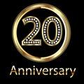 Zlato 20výročí