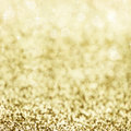 Gold background abstract with copy space Stock Photography