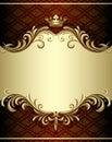 Zlato reklamní formát primárně určen pro použití na webových stránkách