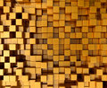 Gold Blocks Royalty Free Stock Image