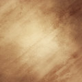 Gold brown abstract background design with watercolor paper texture Royalty Free Stock Photo