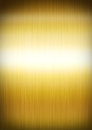 Gold brushed metal background texture Royalty Free Stock Photo