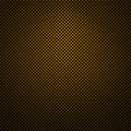 Gold carbon fiber background Stock Photos