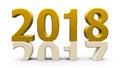 2017-2018 gold