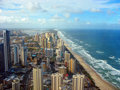 Gold Coast, Australia Stock Photography