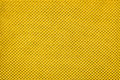 Gold corduroy polypropylene black background texture Stock Images