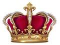 Zlato koruna šperky