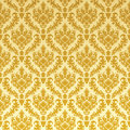 Gold damask Stock Photo