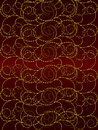 Gold with dark red vintage background Royalty Free Stock Image