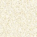 Gold glitter corners for frame or border, background vector illustration. Golden dust, flying circle yellow and brown confetti