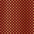 Gold glitter damask on burgundy background, Gold texture. Gold damask burgundy pattern. Gold glitter burgundy Wallpaper Royalty Free Stock Photo