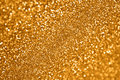 Gold glitter a sparkle background Royalty Free Stock Photo
