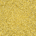 Gold glitter sparkling pattern. Decorative seamless background. Shiny glam abstract texture. Tile sparkle golden confetti backdrop