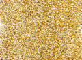Gold glitter texture background, sparkle holiday background Royalty Free Stock Photo