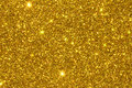 Gold glitter texture surface