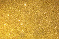 The gold glitter texture surface  background Royalty Free Stock Photo