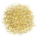 Gold glitters Royalty Free Stock Photo