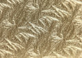 Gold Leaf Metallic Filigree background Royalty Free Stock Photo