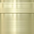 Gold metal background texture Stock Photo