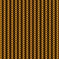 Gold metal carbon background pattern