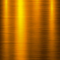 Gold Metal Technology Background Royalty Free Stock Photo