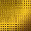 Gold metal texture background grid pattern Royalty Free Stock Photo