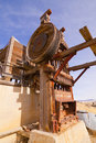 Gold Mining Stamp Mill Royalty Free Stock Photo