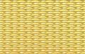 Gold polish wave texture