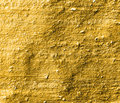 Gold precious texture with scratches Royalty Free Stock Photo