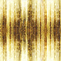 Gold Shooting Stars on abstract background Royalty Free Stock Photo