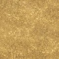Gold sparkling glitter seamless texture Royalty Free Stock Photo