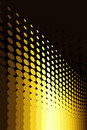 Gold Spot Pattern Royalty Free Stock Photo