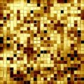 Gold square Stock Photos