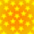 Gold star background Stock Photos