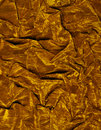 Gold velvet fabric background Royalty Free Stock Image