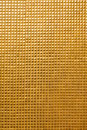 Gold wall background Stock Photo