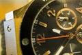 Gold Watch Macro